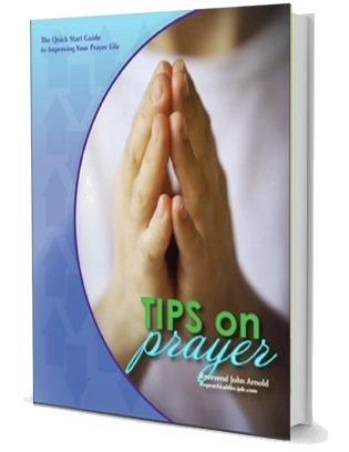 Tips On Prayer Cover Shot