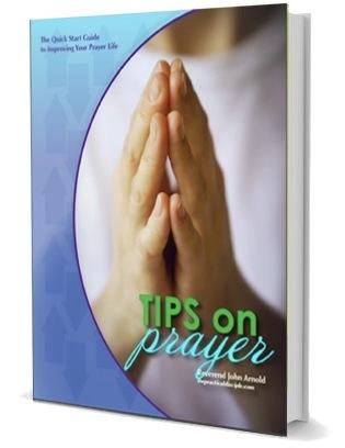 Tips On Prayer Cover Shot