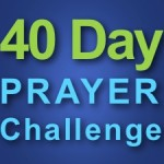 40 Days to Better Prayer