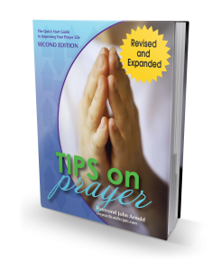Tips On Prayer Cover