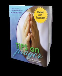 Tips On Prayer Cover