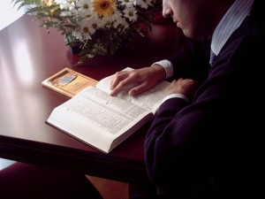 How to study a book of the Bible