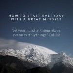 How To Start Every Day With A Great Mindset