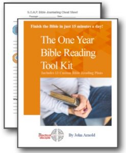 Bible Reading bundle