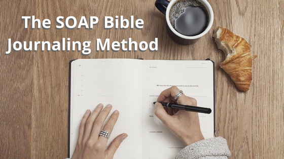 SOAP Bible Journaling Method